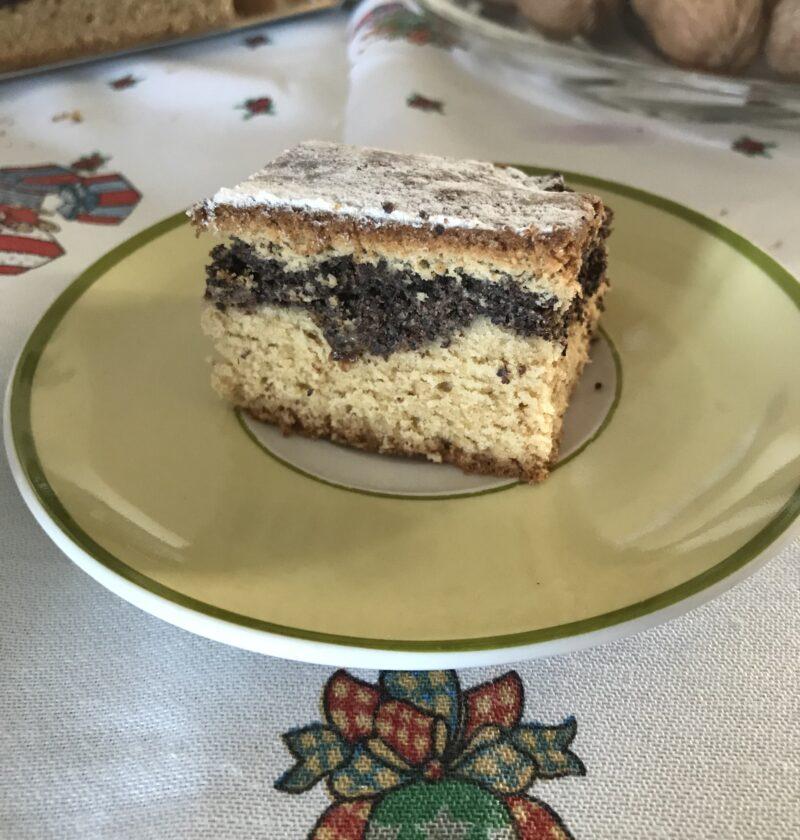 makowiec dulce polaco tipico de navidad, la mejor receta