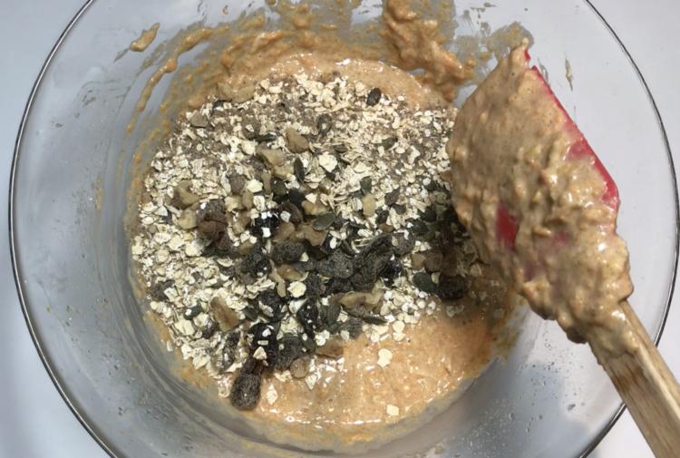 pastel de calabaza asada sin gluten