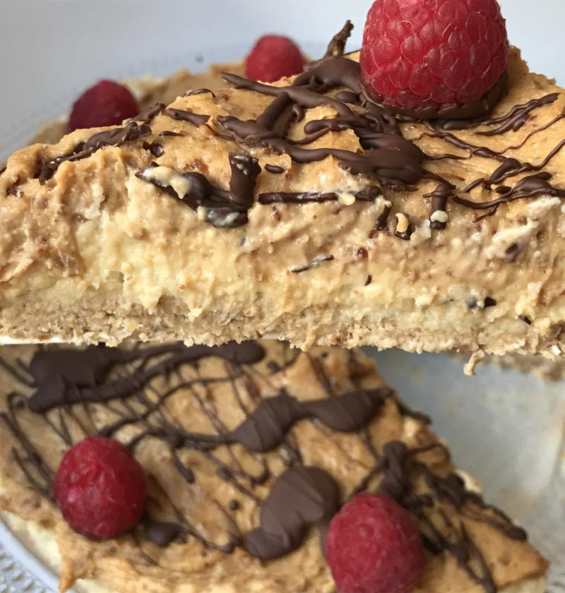 pastel de mijo dulce, receta de tarta de mijo dulce saludable
