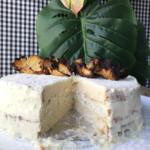 Pastel de Chocolate y Naranja con Mijo (SIN GLUTEN) SALUDABLE
